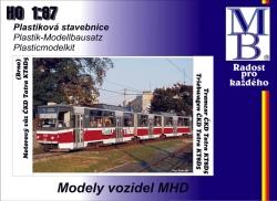 ČKD Tatra KT8D5 nové barvy DP Brno Ep.VI