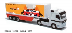 Mercedes-Benz Actros Repsol Honda team Truck (model 1:87)