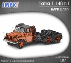 Tatra T 148 NT tahač návěsů (stavebnice)