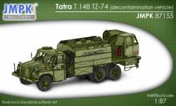 Tatra T 148 TZ-74 dekontaminační vozidlo - stavebnice