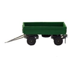 Vlek HW 60 Fortschritt IFA -vysoké bočnice,silniční kola