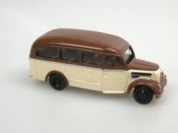 Garant K30 Omnibus (1956) hnědý/slonová kost
